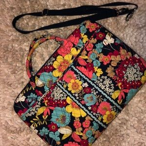 "Vera Bradley 15"" Laptop Bag"